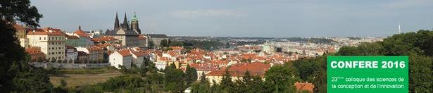 Prague depuis la colline de Petrin